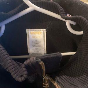 Gymboree Black Wool Peacoat Boys 3-4T
